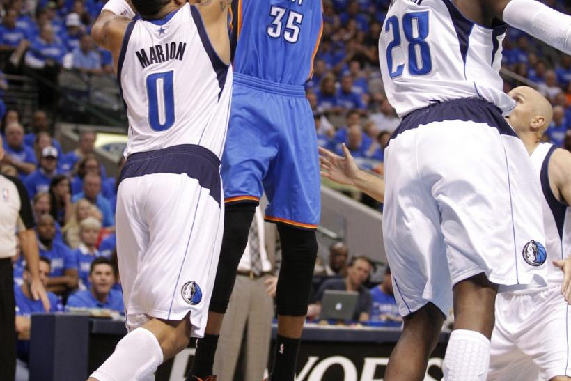 The Thunder go for the sweep over the Mavericks at 7:30 p.m. ET Saturday.