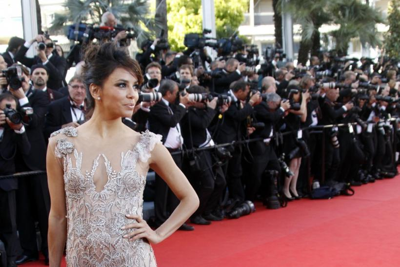 Cannes Red Carpet 2012