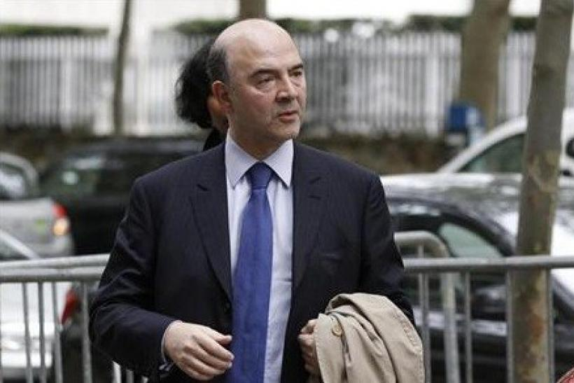 Moscovici refuses euro pact
