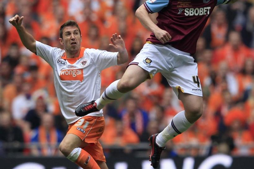 Blackpool v West Ham