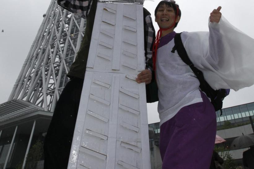 Tokyo Skytree: World's Tallest Tower Opens