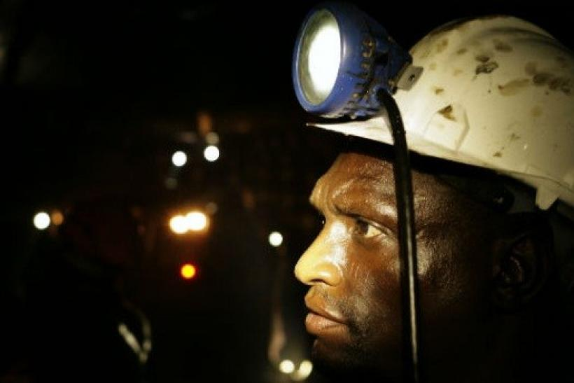South African mine