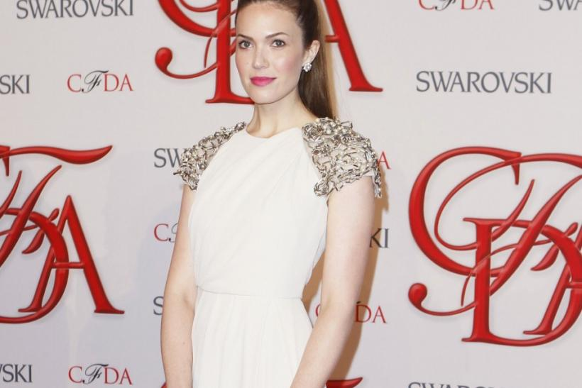 CFDA Awards 2012 Red Carpet