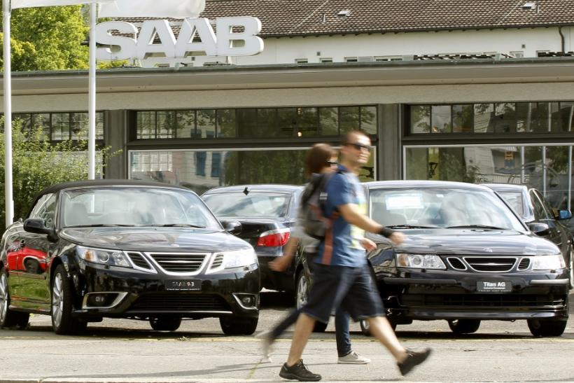 For Saab Questions Linger Electric Cars And A Chinese Government