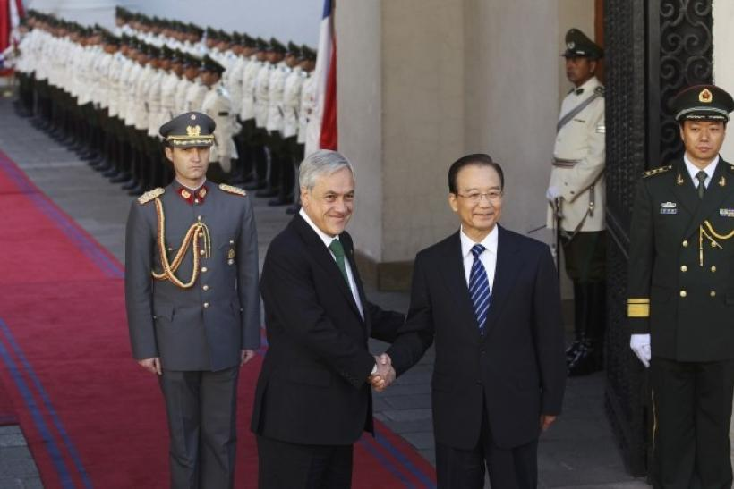 Chile and China