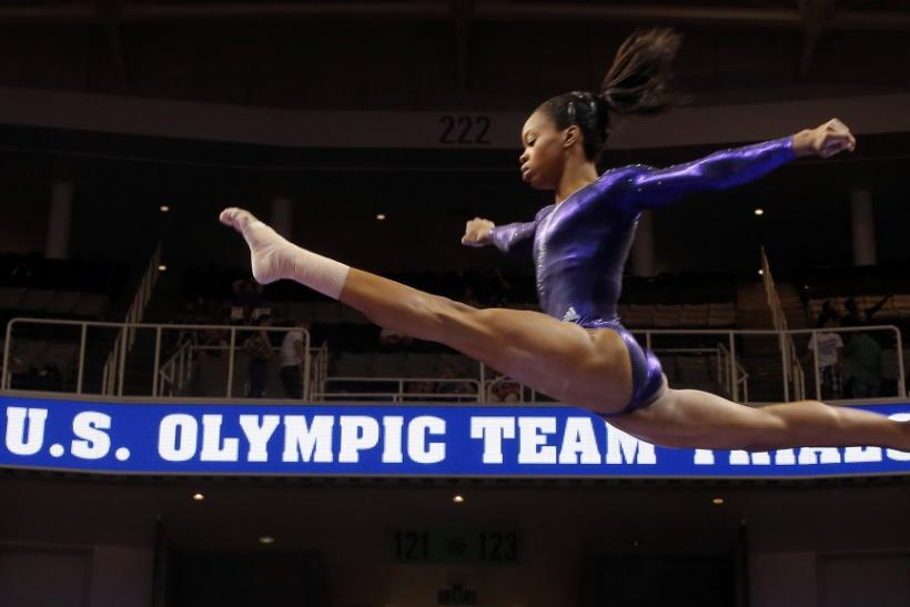 The five who will compete on the U.S. Women's Gymnastics team in the2012 Olympics, said to be the strongest team since 1996, have been chosen after the four-day Olympic Trials concluded on Sunday at the HP Pavilion.