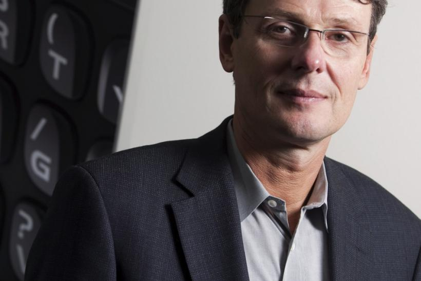 RIM CEO Thorsten Heins: 'There's Nothing Wrong With The Company'
