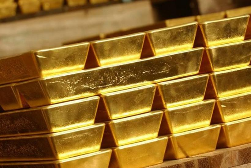 Gold Edges Up On China Inflation, Higher Commodity Prices
