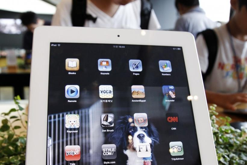 Apple Sets New iPad '3' Release Date in China For July 20
