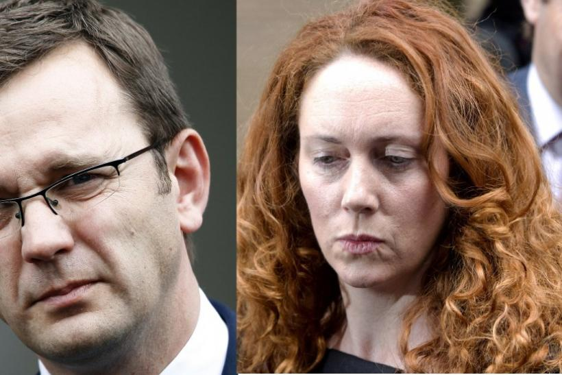 Andy Coulson and Rebekah Brooks: Phone hacking charges