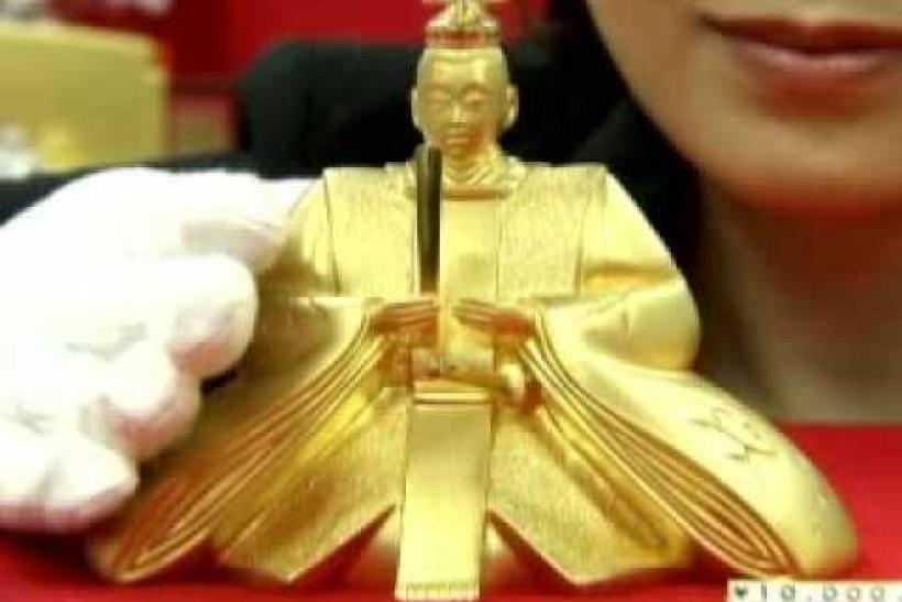 Asia Gold-Price Rally Sparks Selling; Buyers Shy Away