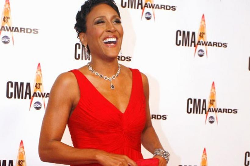 Robin Roberts Returns to 'Good Morning America' After Abrupt Medical Leave