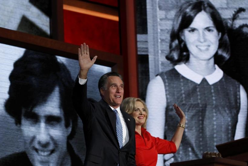 RNC Convention 2012: From Mitt Romney To Chris Christie – Day 2 In Photos
