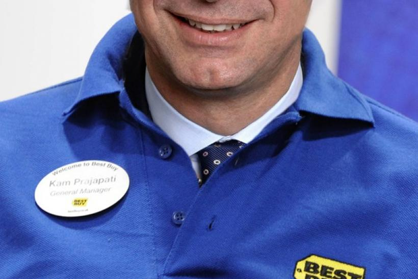 Best Buy CEO Hubert Joly
