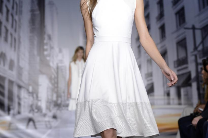 DKNY Spring 2013 at New York Fashion Week