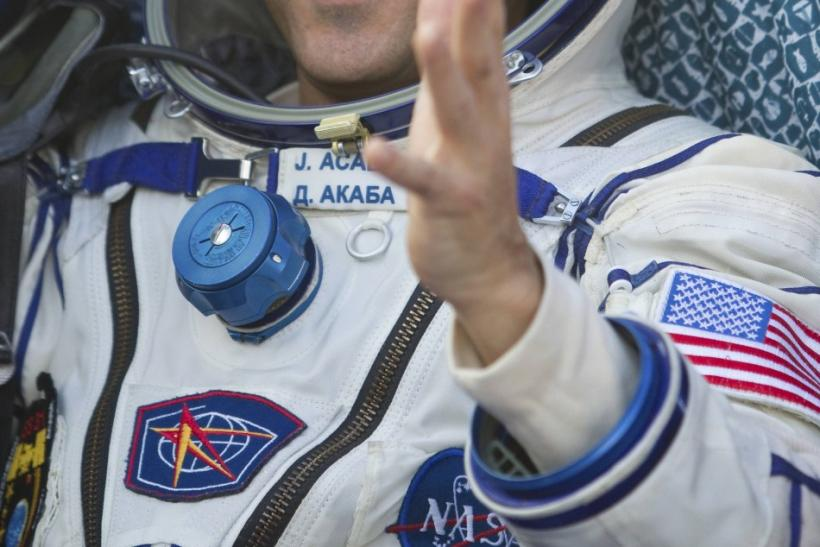 NASA's Joseph Acaba, Two Russian Space Crew Land Safely In Kazakhstan