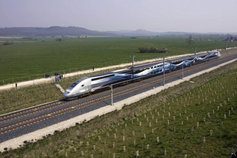 The French TGV High Speed Train