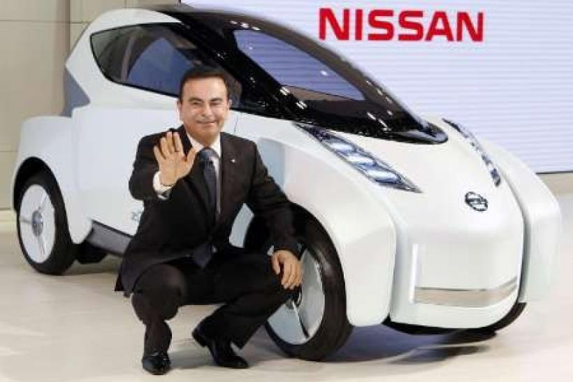 Nissan says aims to nearly double China sales by 2015