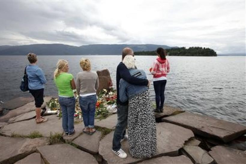 Traumatized Norway tries to return to normality
