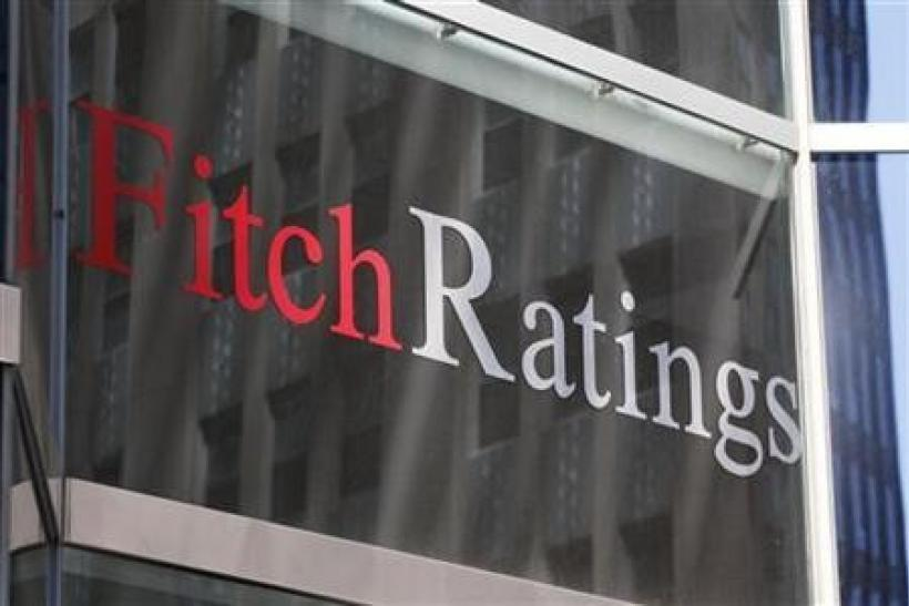 Fitch keeps U.S. AAA rating, review ongoing