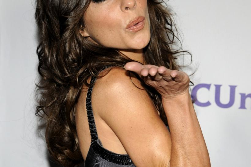 Kelly Monaco attends the NBC Universal Press Tour All-Star Party in Beverly Hills, California