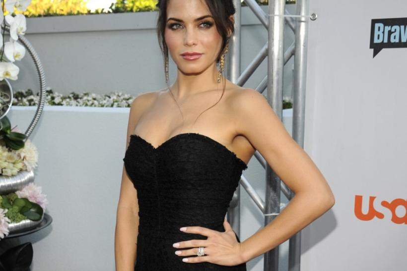 Actress Jenna Dewan Tatum attends the NBC Universal Press Tour All-Star Party in Beverly Hills, California