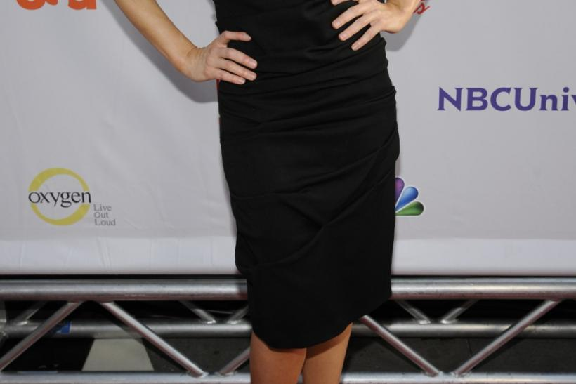 Actress Rhea Seehorn attends the NBC Universal Press Tour All-Star Party in Beverly Hills, California