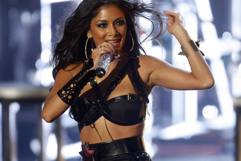 Scherzinger of Pussycat Dolls performs at 2008 MTV Movie Awards in Los Angeles