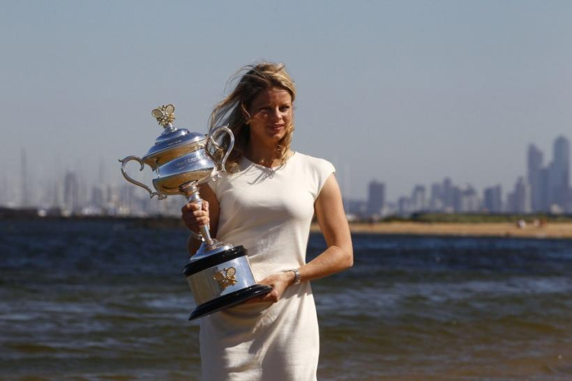 No. 5 Kim Clijsters - Total Earning: $11 million