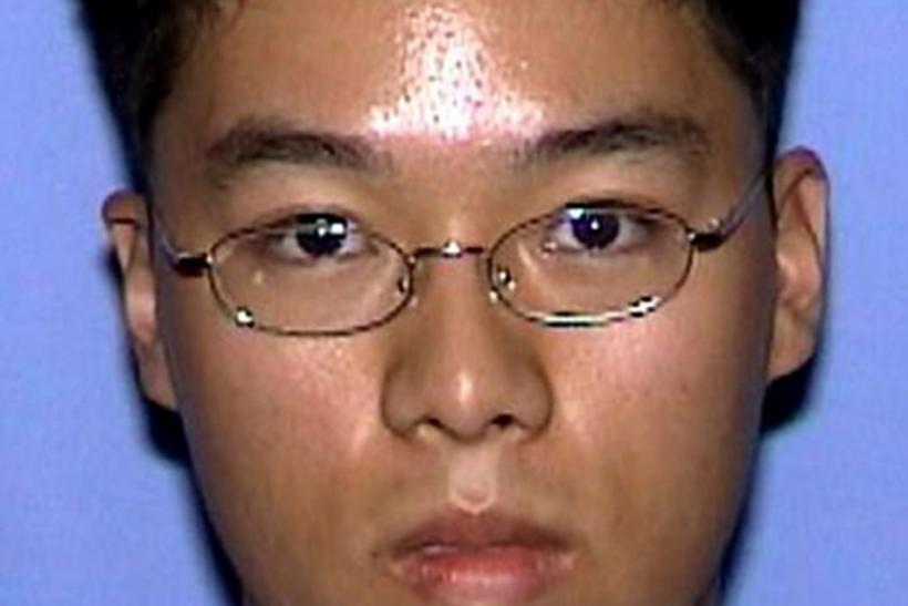 Cho Seung-Hui, the gunman who killed 32 people at Virginia Tech University, is seen in this handout