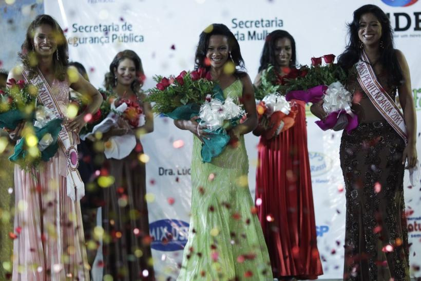 [In Photos] Miss Penitentiary 2011: Brazilian Prisoners Walk The Ramp