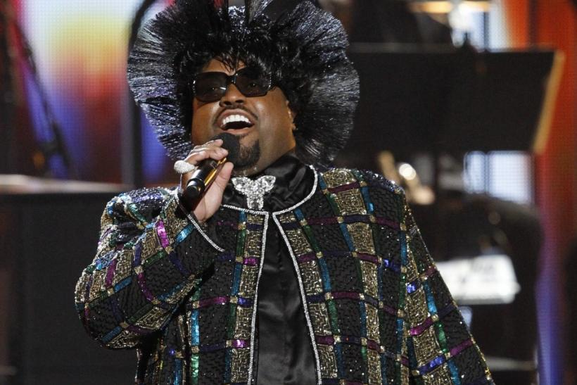 Green wears a Patti LaBelle wig while performing a tribute to the lifetime achievement award winner LaBelle at the 2011 BET Awards in Los Angeles