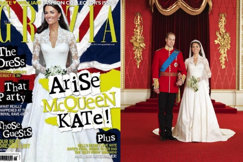 Kate Middleton Digitally Slimmed, Admits Grazia.