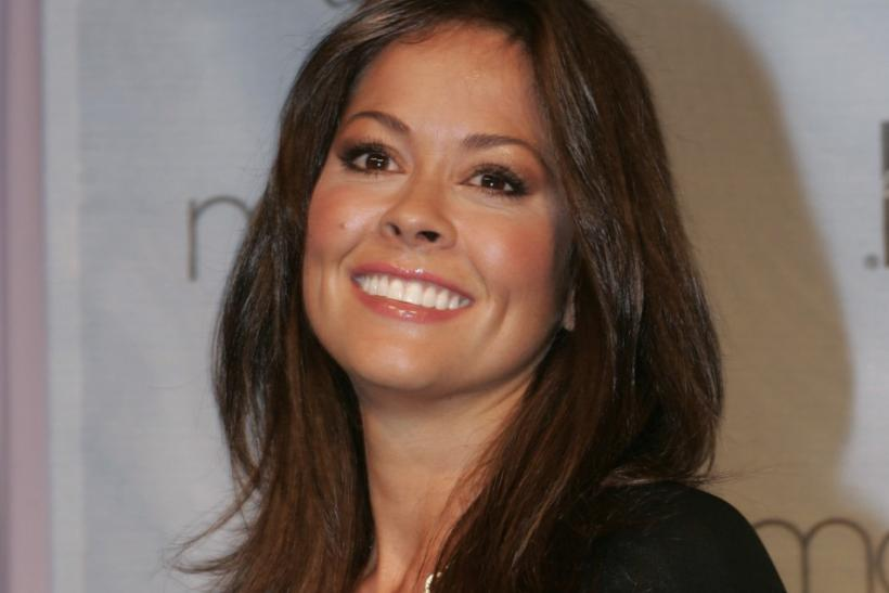 Actress and model Brooke Burke at the Macy's American Express Passport fashion show in Santa Monica