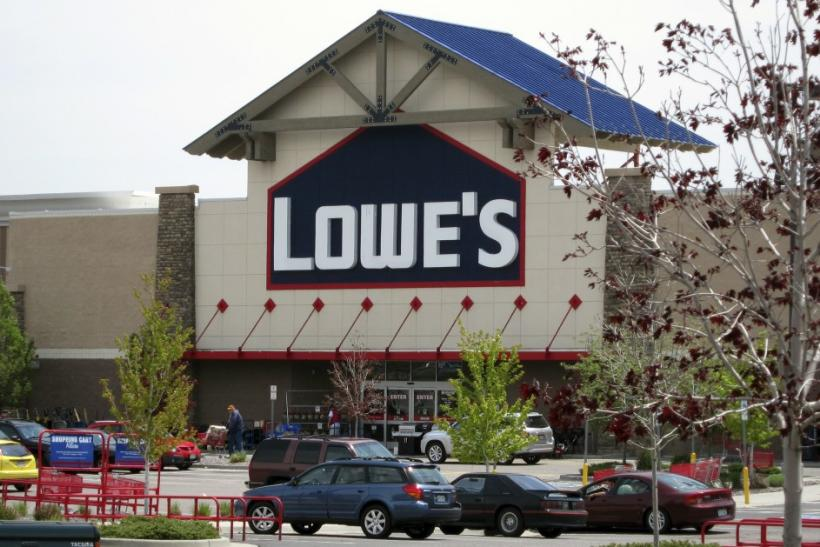 A Lowe's store is seen in Westminster
