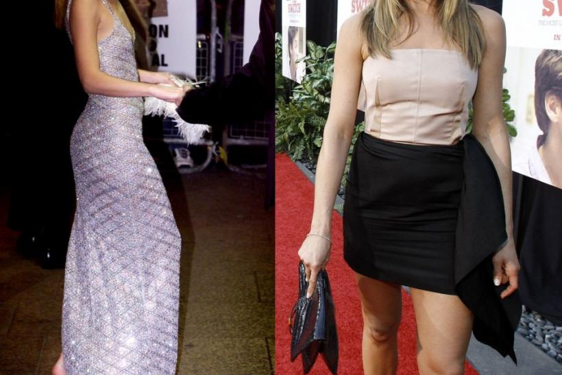 Jennifer Aniston vs. Kate Husdon