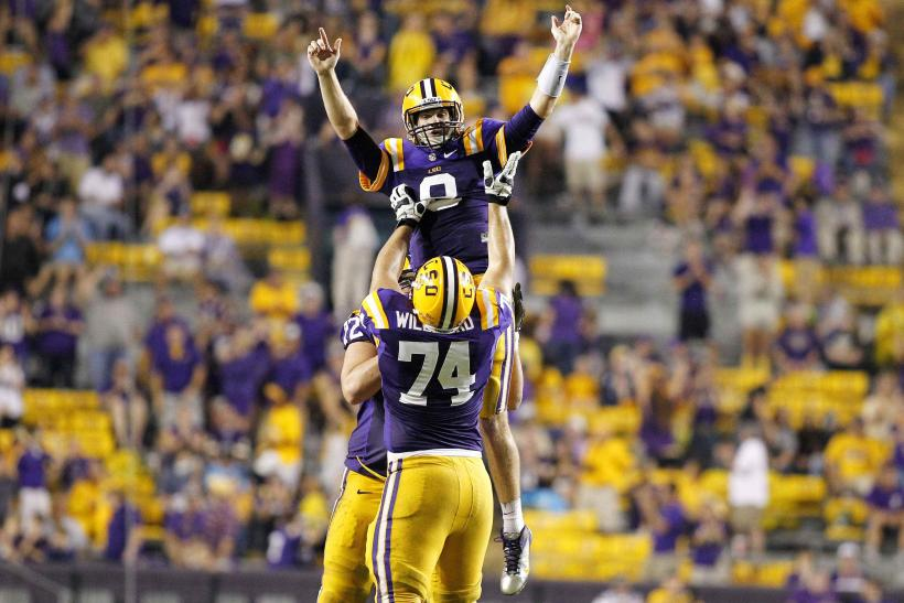 LSU vs Florida, Where to Watch Free Live Online Stream Betting Odds, Prediction, Preview for Saturday's College Football Game