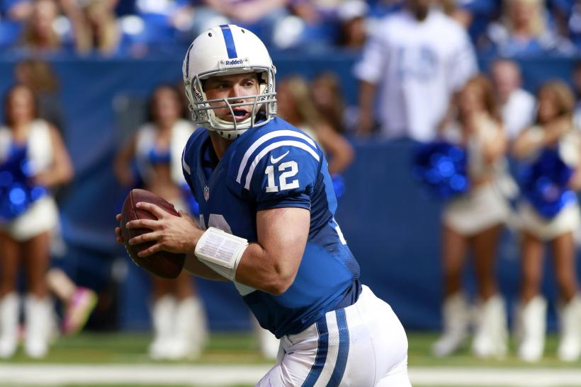 Indianapolis Colts News: Colts Will Start Vick Ballard Sunday Versus New York Jets