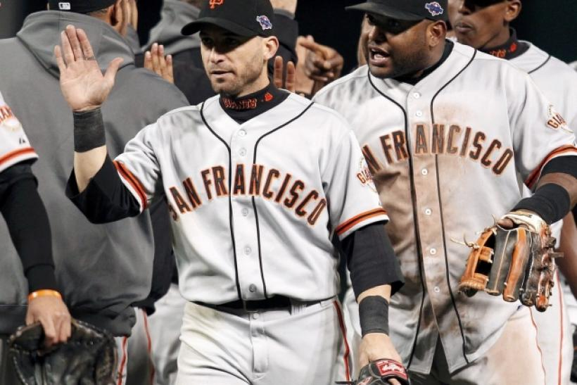 The Giants are looking to come back from an 0-2 series hole and advance to the NLCS.