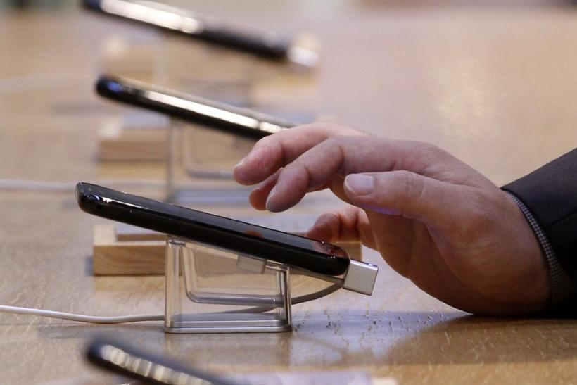 Apple Ranks As Second Largest Handset Maker In The US