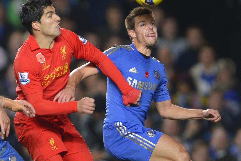Highlights Chelsea 1-1 Liverpool: John Terry Taken Off the Field [VIDEO]