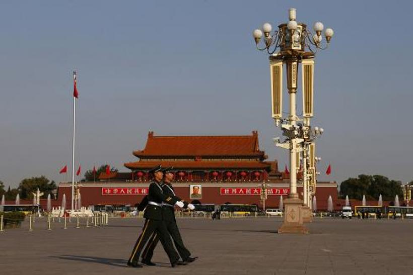 China Tiananmen Square 2