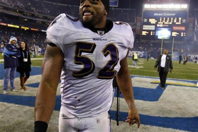 Ray Lewis Deal