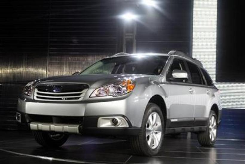 The 2010 Subaru Outback