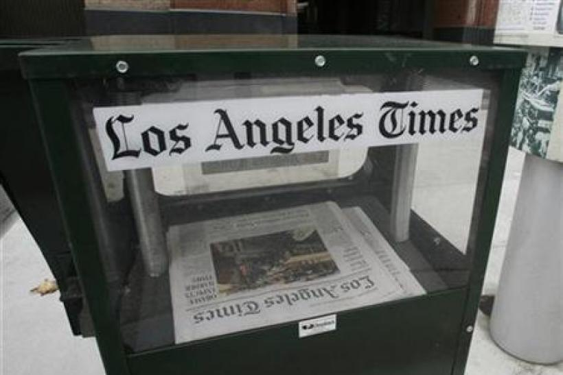 The Los Angeles Times