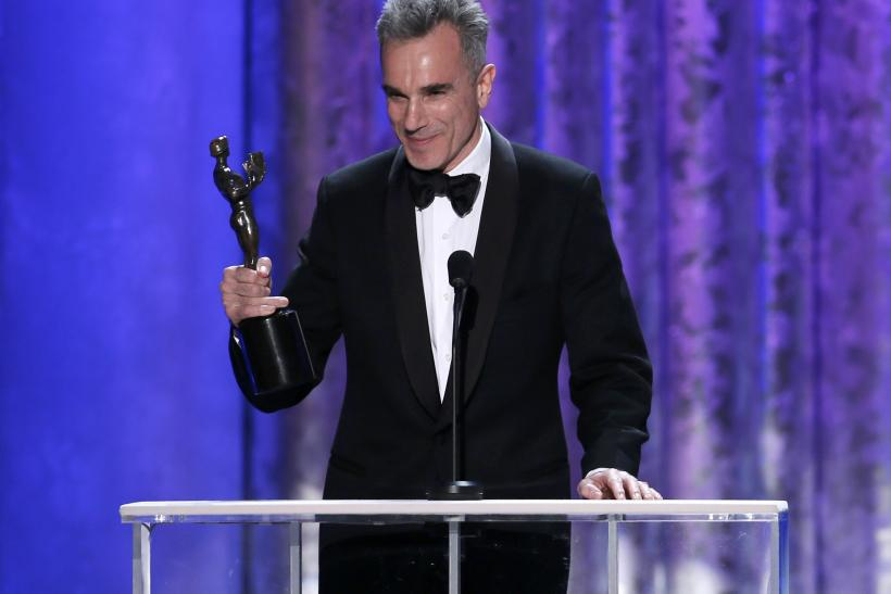 Daniel Day-Lewis-SAG Awards-Jan. 27, 2013