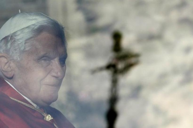 an analysis of pope benedict xvi Pope benedict xvi waves as he arrives to lead the wednesday general audience in saint peter's square, at the vatican october 24, 2012 reuters/giampiero sposito.