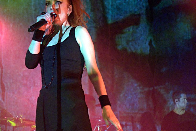 Shirley Manson of Garbage