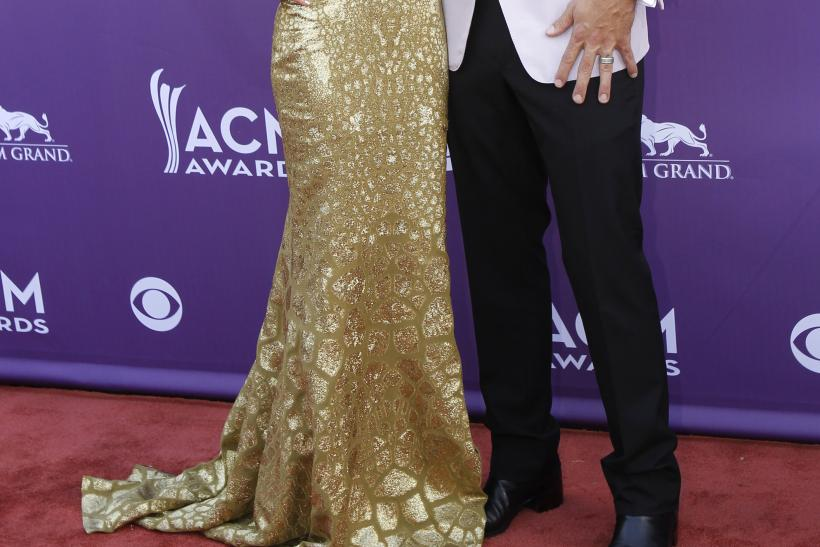 Luke Bryan and wife Caroline