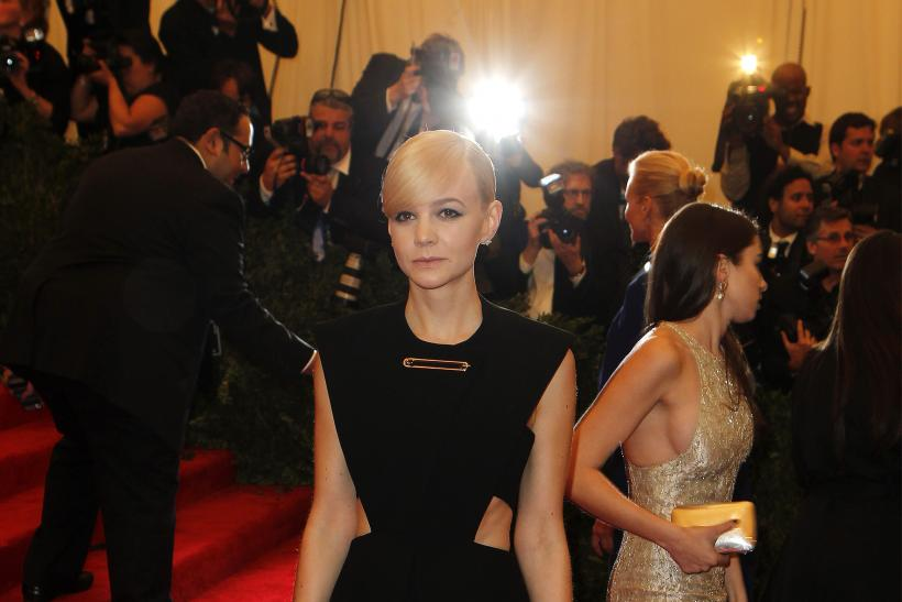 Carey Mulligan at the 2013 Met Gala